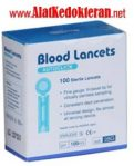 Jual Blood Lancets 28G Onemed | Alat Pisau Jarum Bekam